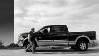 Zac Brown feat. Dodge Ram Truck - Muscle Cars Blog