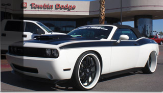 Widebody Dodge Challenger by WCC - Muscle Cars Blog