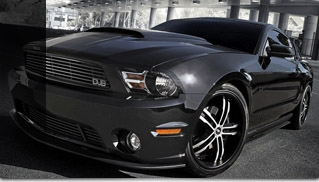 2011 Ford Mustang V6 DUB Edition - Muscle Cars Blog