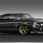 RTR-X Mustang by Vaughn Gittin Jr. for 2010 SEMA