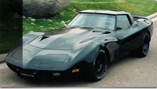 1979 Custom Corvette by John Greenwood - Muscle Cars Blog
