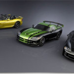 Three Special-Edition Vipers for Top Dealers
