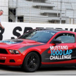2011 Ford Mustang V6 runs 776.5 miles on one tank, 48.5 mpg