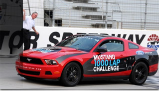 2011 Ford Mustang V6 runs 776.5 miles on one tank, 48.5 mpg - Muscle Cars Blog