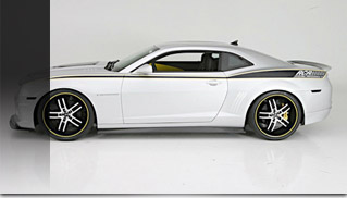 Pennzoil and RCR Street Performance Group Unveil Track-Worthy Camaro - Muscle Cars Blog