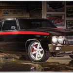 Armed Forces Foundation Chevelle for charity