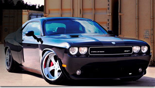 Fastlane Stealth Challenger - Muscle Cars Blogv