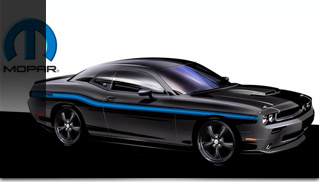 2010 Chrysler Limited Edition Mopar Challenger - Muscle Cars Blog