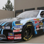 2010 Ford Mustang Nascar Nationwide