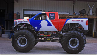 Bigfoot Monster Truck Changes It's Body To Chevrolet Silverado - Muscle Cars Blog