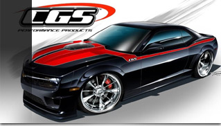 CGS Custom 2011 Chevy Camaro - Muscle Cars Blog