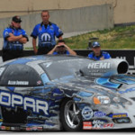 2010 Mopar Challenger at Mile-High NHRA Nationals