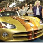 The Last Dodge Viper