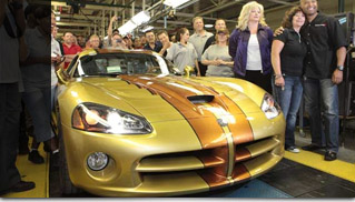 The Last Dodge Viper - Muscle Cars Blog