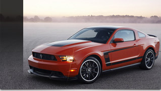 2012 Ford Mustang Boss 302 - Muscle Cars Blog