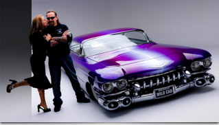Cadillac Coupe De Ville Heads for SEMA 2011 - Muscle Cars Blog