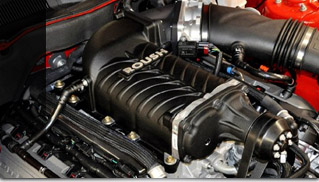 Roush supercharger system for the 2011 Mustang 5.0 - Muscle Cars Blog