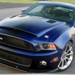 Shelby 2011 GT500 Super Snake with 800 horsepower