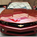Camaro Convertible Auction to Benefit Nevada Charity