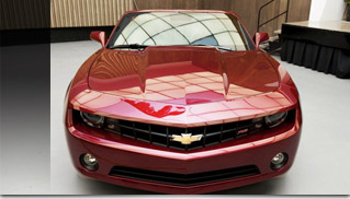 Camaro Convertible Auction to Benefit Nevada Charity - Muscle Cars Blog