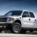 F150 Raptor 6.2-liter V8 engine comes standard for 2011