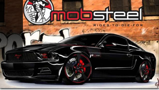 2010 SEMA Mustang - Muscle Cars Blog