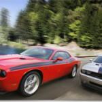 2011 Dodge Challenger With New Pentastar V6 305 HP Power Unit