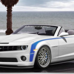Hennessey ZR1-powered HPE700 Chevy Camaro Convertible