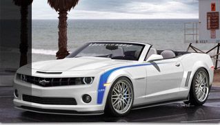 2011 Hennessey HPE700 LS9 Camaro Convertible - Muscle Cars Blog