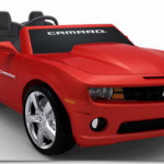 Chevrolet Camaro Convertible … for Kids!
