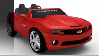 Chevrolet Camaro Convertible ... for Kids! - Muscle Cars Blog