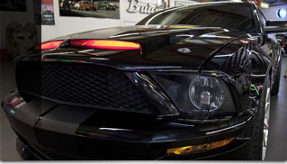 Knight Rider Hero Mustang K.I.T.T Auctioned - Muscle Cars Blog