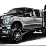 Ford F-Series Ready for SEMA