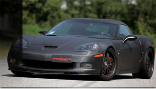 Romeo Ferraris Supercharged Corvette Z06 - Muscle Cars Blog