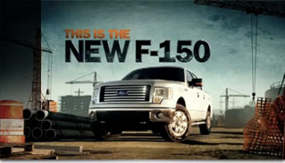 2011 FORD F-150 Launches Ad Campaign (VIDEO) - Muscle Cars Blog