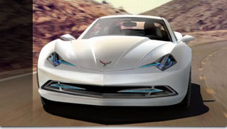Future Chevrolet Corvette Rendered - Muscle Cars Blog