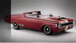 1964 Dodge Hemi Charger Concept Car - Muscle Cars Blog