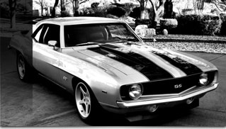 Bret Michaels' 1969 Chevrolet Camaro Custom Coupe on Sale - Muscle Cars Blog