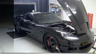 1250 WHP Dallas Performance Twin Turbo Chevrolet Corvette - Muscle Cars Blog