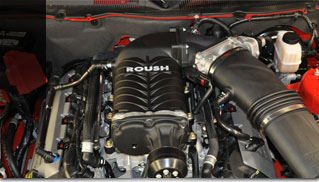 ROUSH 2011 Mustang Supercharger Kit TVS R2300 - Muscle Cars Blog