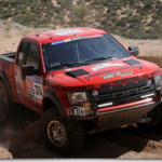 Darren Skilton & Sue Mead – First US Ford Raptor Team to Win a Class in Dakar Rally