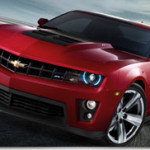 2012 Chevrolet Camaro ZL1 with stunning 580 hp