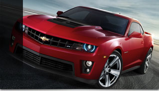 2012 Chevrolet Camaro ZL1 with stunning 580 hp - Muscle Cars Blog