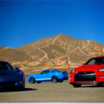 Drag Race – 2012 Nissan GT-R vs 2011 Chevy Corvette Z06 vs 2011 Shelby GT500