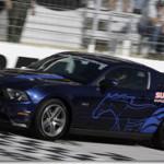 David Ragan sets new record in 2011 Ford Mustang GT