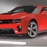 2012 Chevrolet Camaro ZL1 – First Look