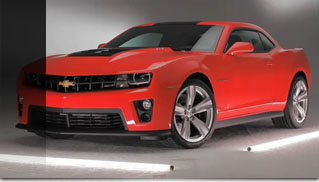 2012 Chevrolet Camaro ZL1 - First Look - Muscle Cars Blog