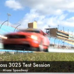 2012 Boss 302S Test Session