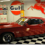1969 Ford Mustang Boss 429 for $500,000