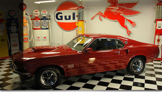 1969 Ford Mustang Boss 429 for $500,000 - Muscle Cars Blog